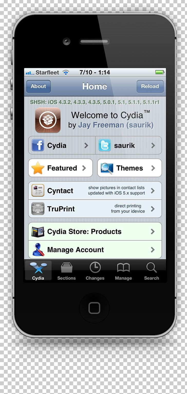 IPod Touch IPhone Cydia IOS Jailbreaking PNG, Clipart, Apple