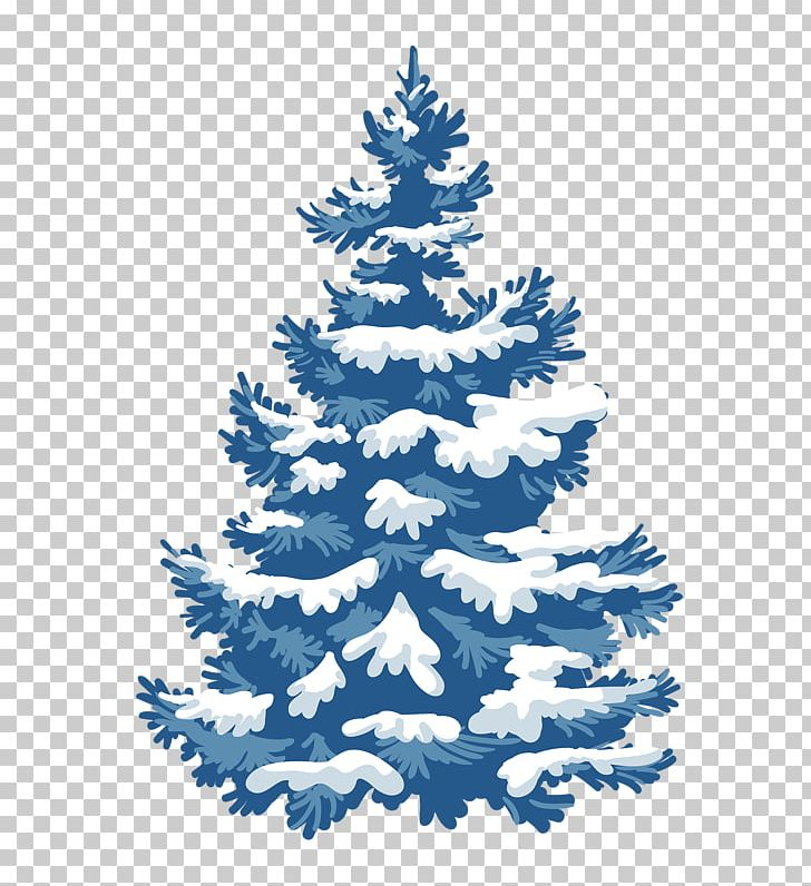 Christmas tree snow. Card png clipart branch