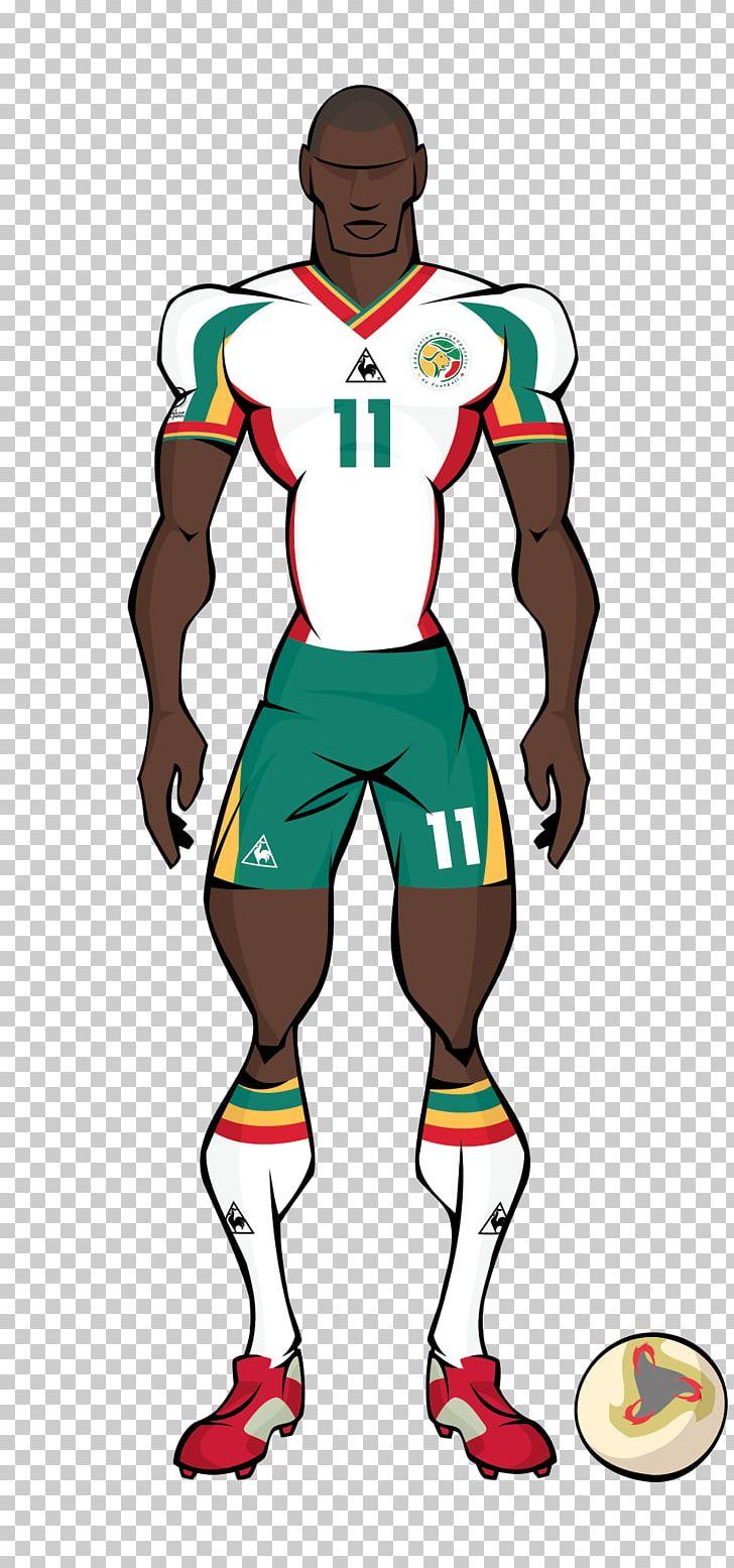 sale retailer 045e0 a5562 Senegal National Football Team 2002 FIFA World Cup Senegal ...