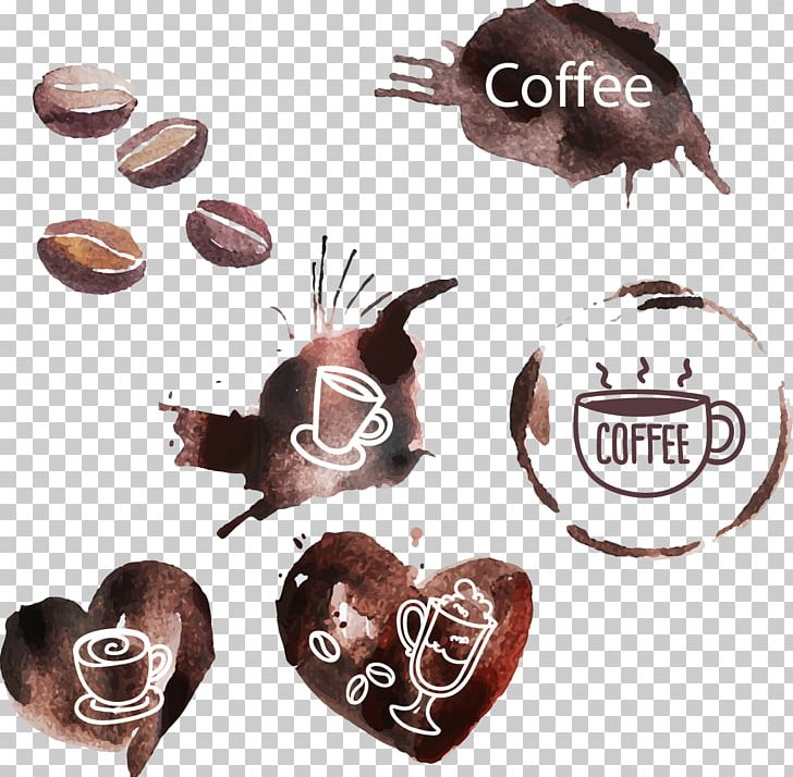 Coffee Bean Espresso Cafe PNG, Clipart, Advertising, Beans, Cafe, Chocolate, Coffee Free PNG Download