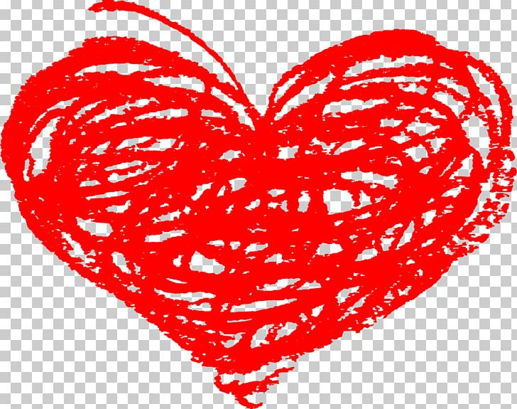 Heart doodle. Drawing png clipart clip