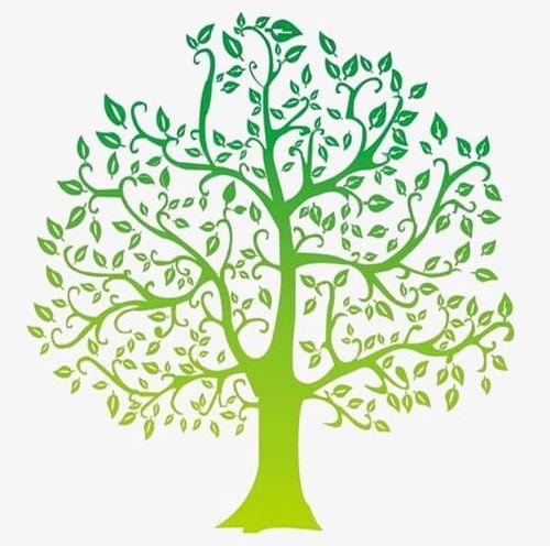 Cartoon Png Clipart Big Big Tree Branches Cartoon Cartoon Free Png Download
