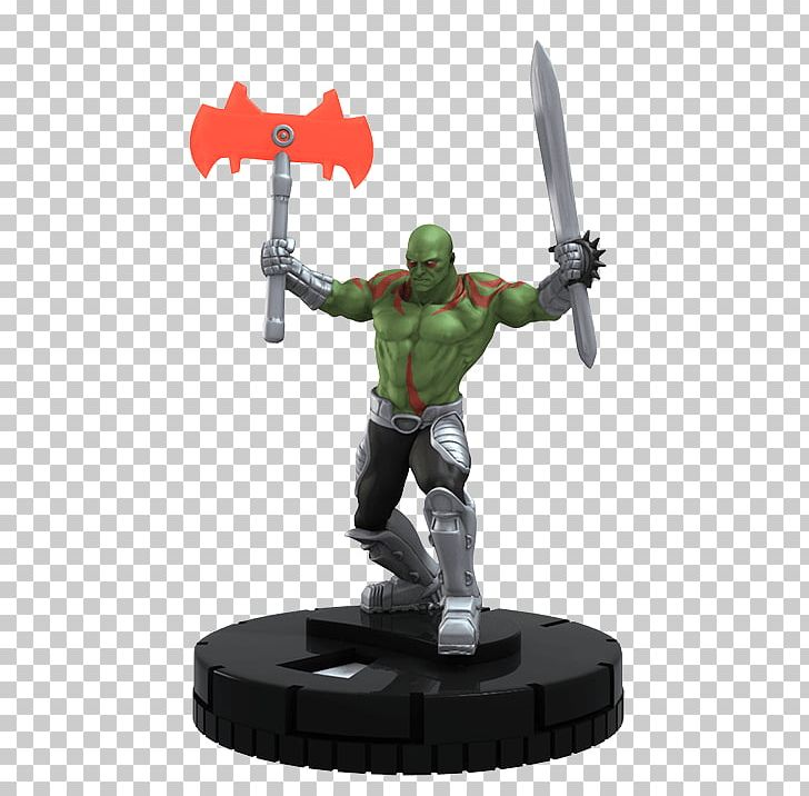 HeroClix Drax The Destroyer Groot Rocket Raccoon Star-Lord PNG, Clipart, Action Figure, Chitauri, Destroyer, Drax, Drax The Destroyer Free PNG Download