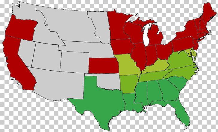 American Civil War Historic Regions Of The United States ...
