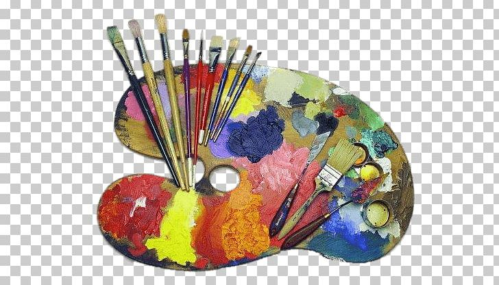 Artists Palette And Supplies PNG, Clipart, Artists Palettes, Objects Free PNG Download