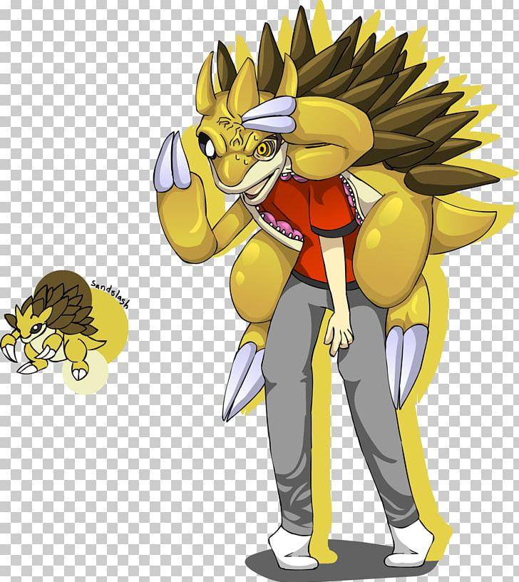 Sandslash Pikachu Pokémon Sandshrew Raichu PNG, Clipart