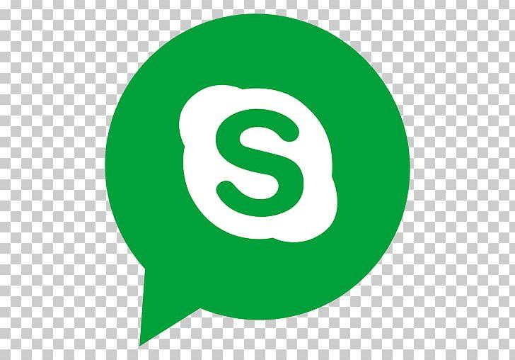 skype symbol