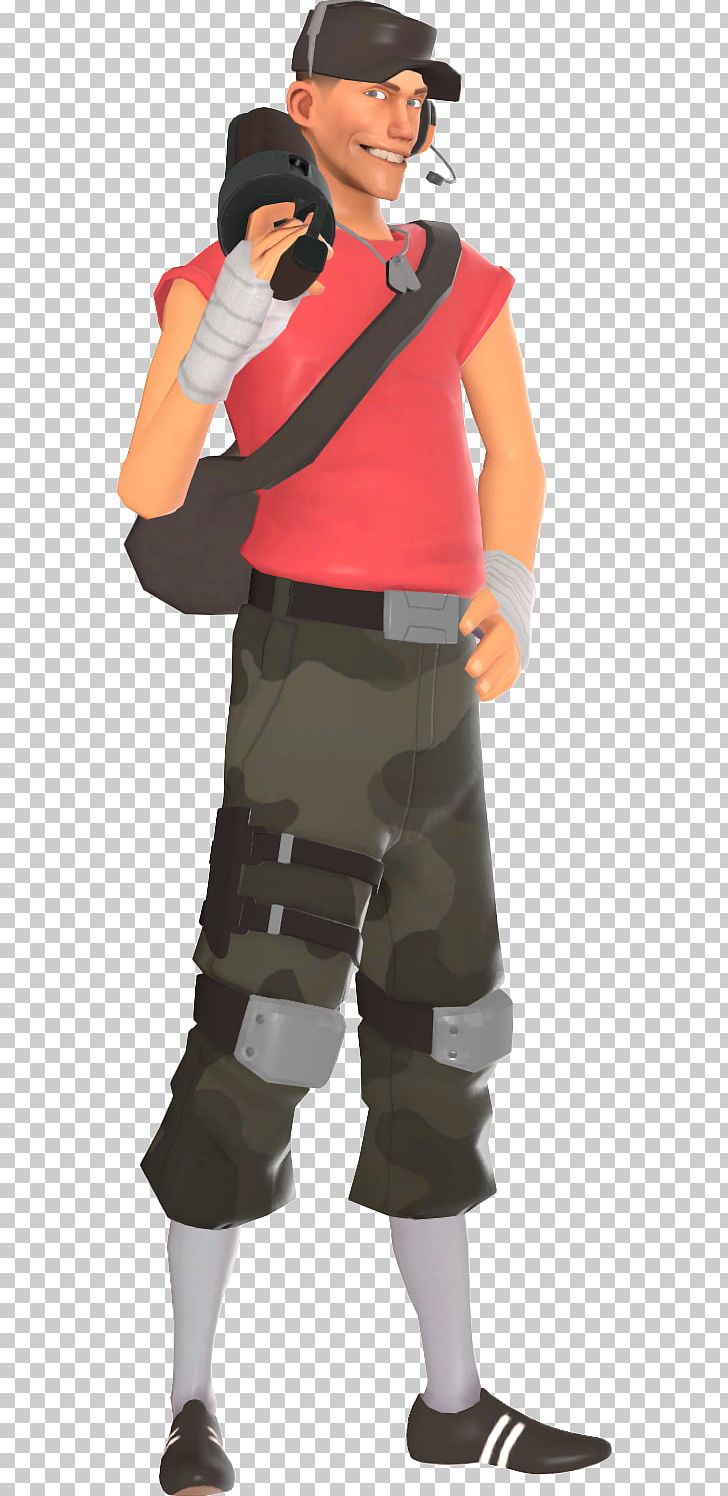 Team Fortress 2 Cargo Pants Long Underwear Costume PNG