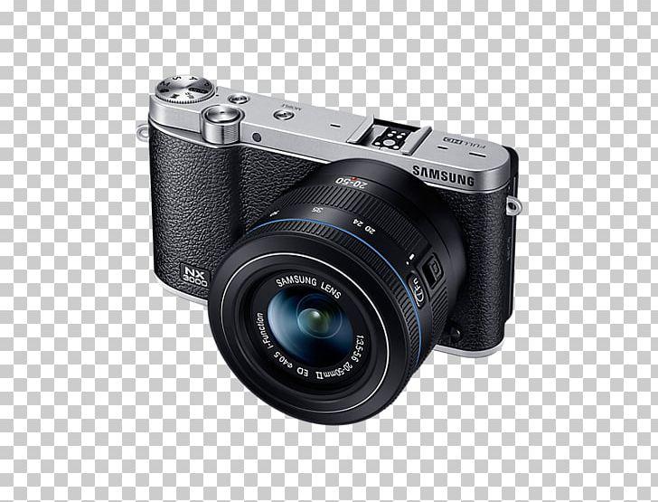 Samsung NX3000 Mirrorless Interchangeable-lens Camera Camera
