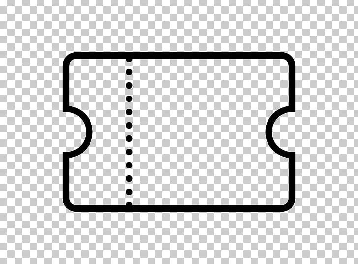 Computer Icons Ticket PNG, Clipart, Android Icon, Angle, Area, Black, Black And White Free PNG Download
