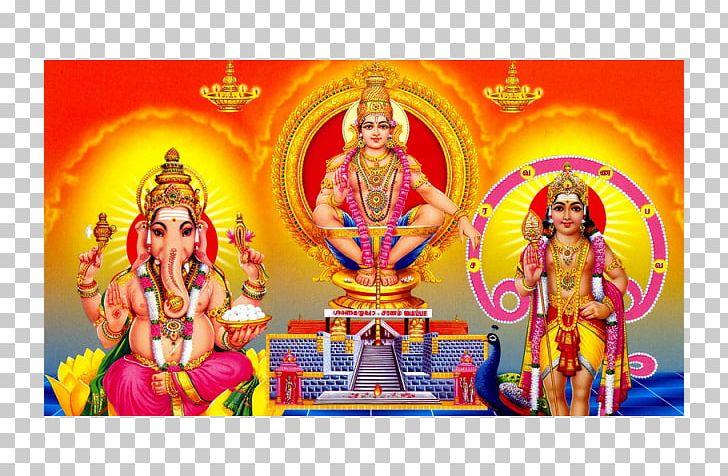Ganesha Mahadeva Ayyappan Kartikeya Sabarimala PNG, Clipart, Ayyappan, Computer Wallpaper, Deity, Ganesha, God Free PNG Download