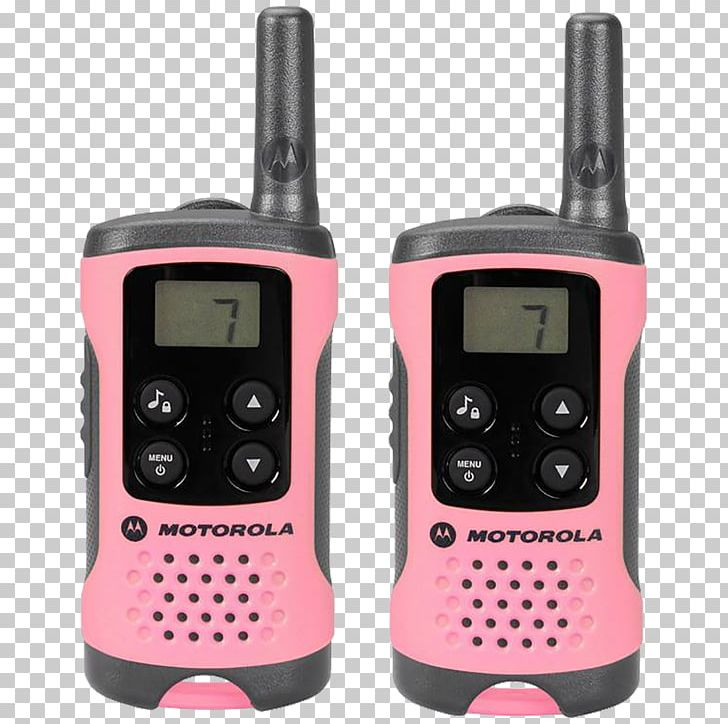 Walkie-talkie Two-way Radio PMR446 Motorola PNG, Clipart, Communication, Electronic Device, Electronics, Family Radio, Microphone Free PNG Download