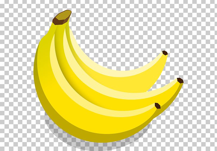 Food Banana Family Yellow Fruit PNG, Clipart, Banana, Banana Family, Bananas, Computer Icons, Download Free PNG Download