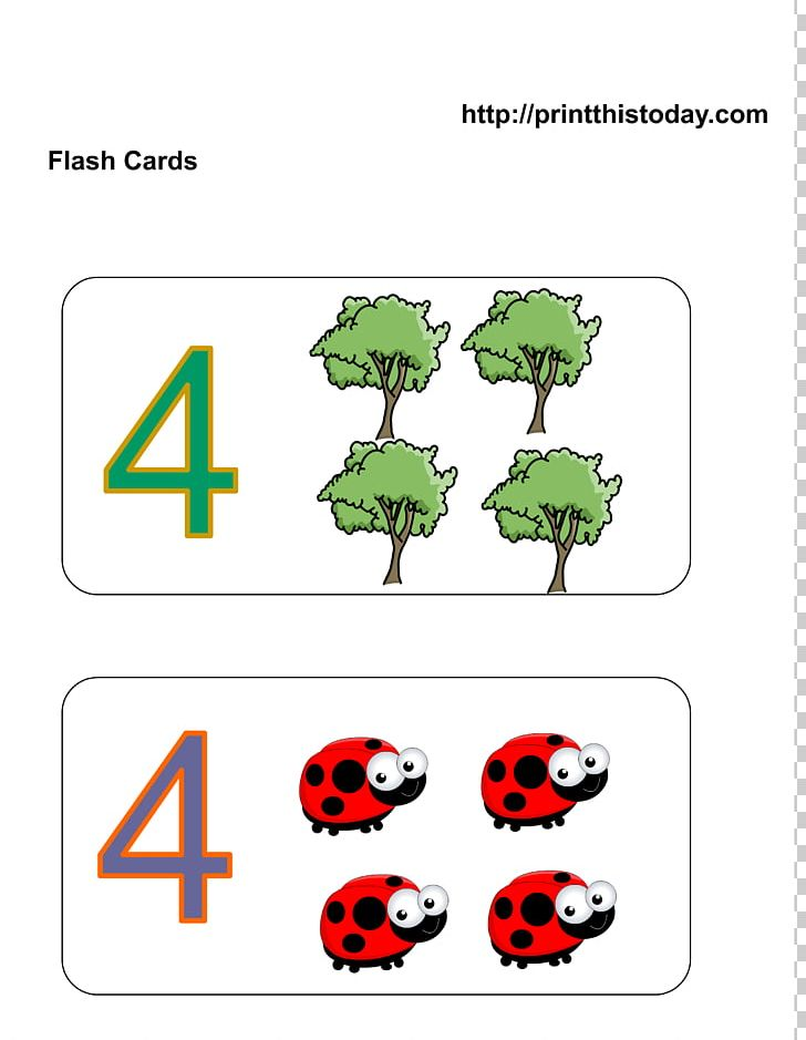 Number Flashcard Worksheet Mathematics PNG, Clipart, Area, Christmas Card, Clip Art, Coloring Book, Counting Free PNG Download