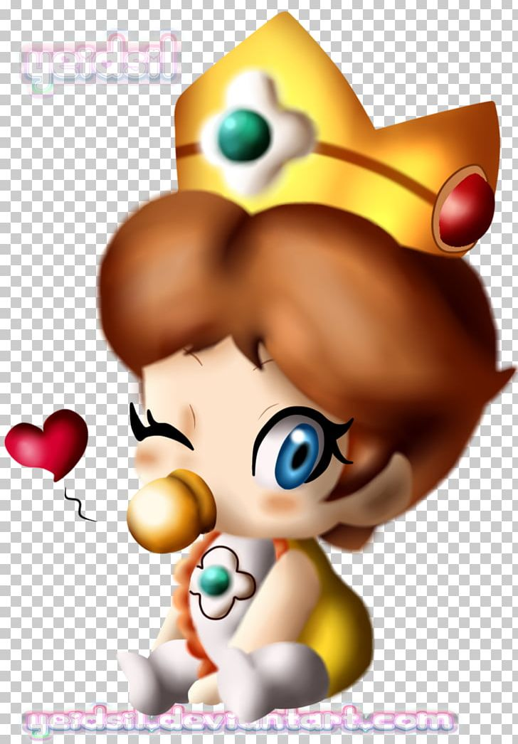 Princess Daisy Princess Peach Mario Luigi Dream Team Fan