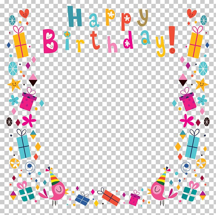 Birthday Greeting Card Png Clipart Background Birthday