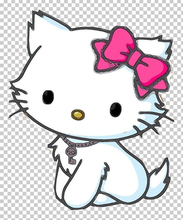 Hello Kitty Cat Kitten Drawing Character Png Clipart Animals Art Artwork Cartoon Cat Free Png Download