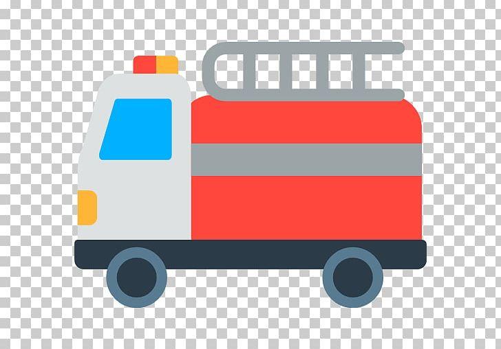 Fire emoji engine. Motor vehicle firefighter department