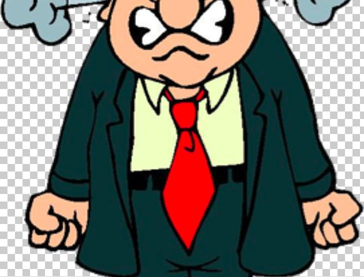 Cartoon Anger Png Clipart Anger Anger Management Angry Angry Man Boy Free Png Download