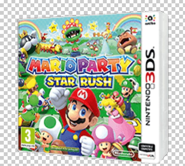 Mario Party Star Rush Super Mario 3D Land Super Mario Bros