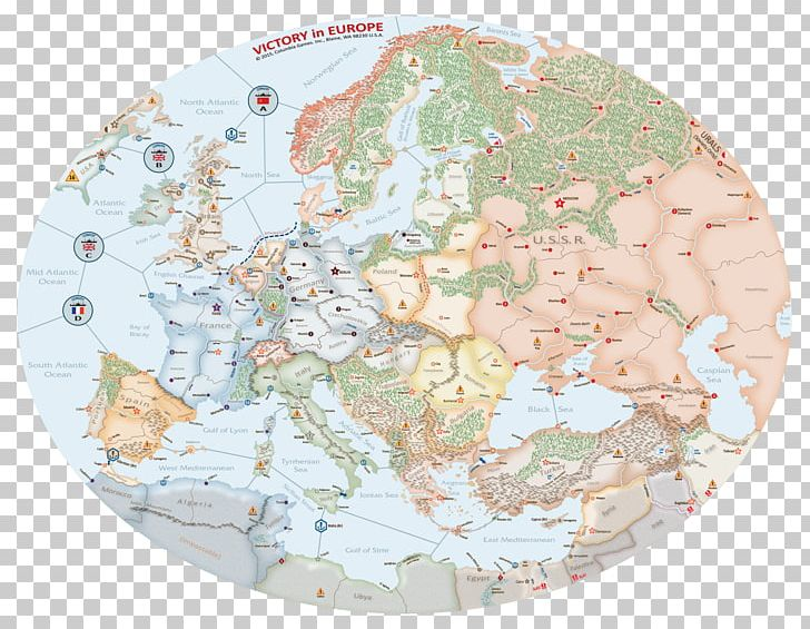 Europe World War II World Map PNG, Clipart, Ally, Axis ...