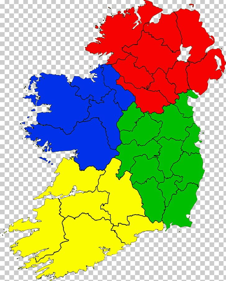 Map Of Ireland Leinster.Leinster Ulster Provinces Of Ireland Four Provinces Flag Of Ireland