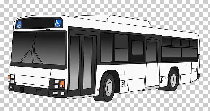 Public Transport City Bus Clipart