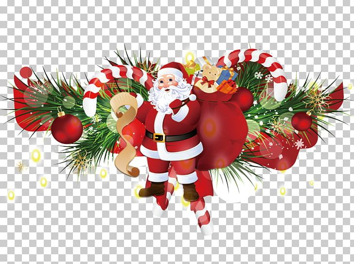 Santa Claus Christmas Ornament Gift PNG, Clipart, Art, Ball, Christmas, Christmas Decoration, Christmas Ornament Free PNG Download