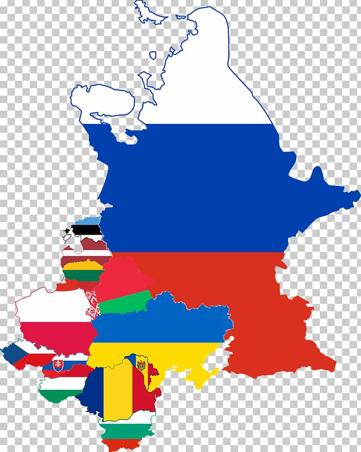 Eastern Europe Russia Flag Of Europe Map PNG, Clipart ...