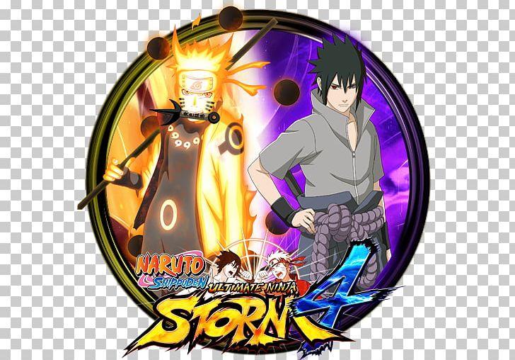 Naruto Shippuden: Ultimate Ninja Storm 4 Naruto: Ultimate Ninja