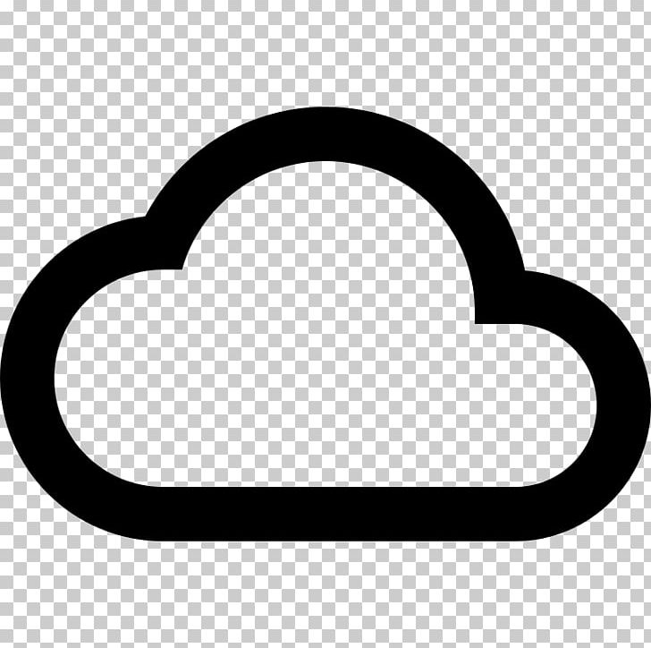 Cloud Computing Computer Icons Icon Design Symbol PNG, Clipart, Area, Black And White, Body Jewelry, Cascading Style Sheets, Circle Free PNG Download