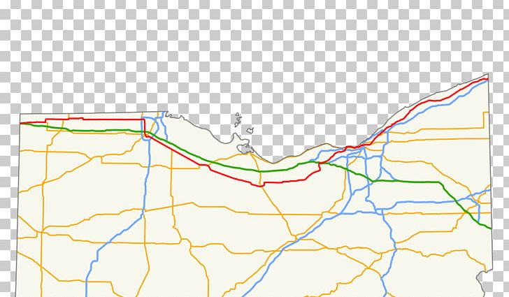 U.S. Route 6 U.S. Route 20 In Ohio U.S. Route 24 In Illinois PNG ...