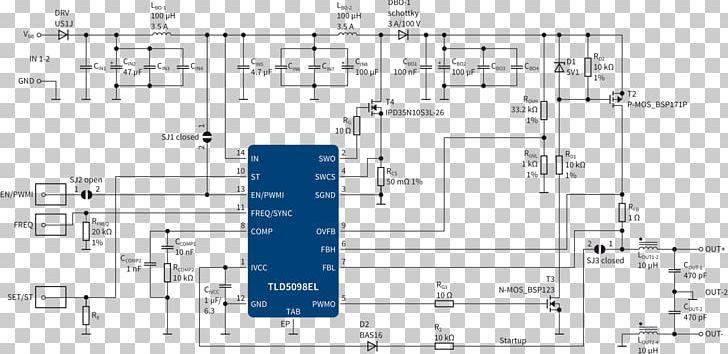 Circuit Integrated Circuit Electronics Circuit Diagram Circuit Maker