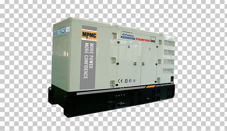 Electric Generator Diesel Generator Perkins Engines Diesel Fuel PNG