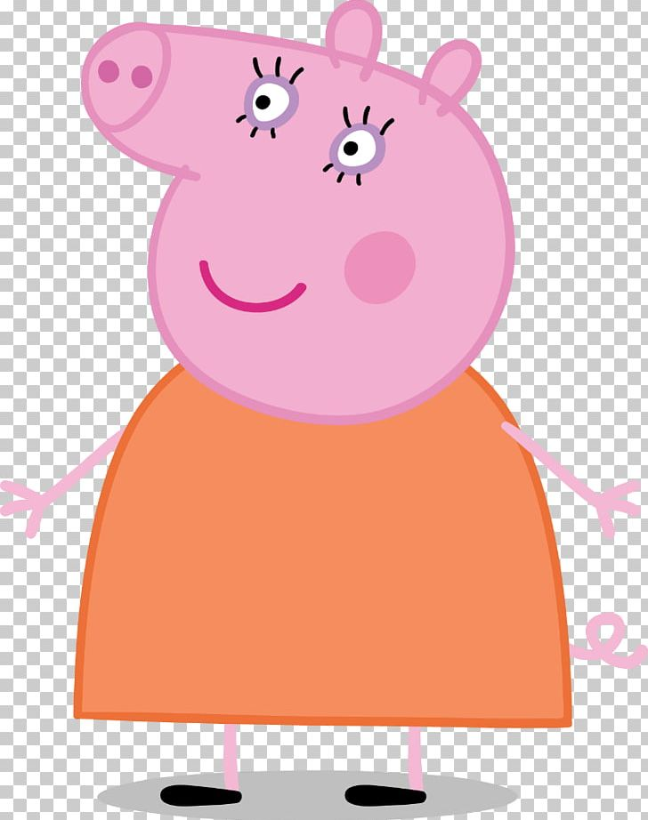 Mummy Pig Daddy Pig George Pig PNG, Clipart, Animals, Animated