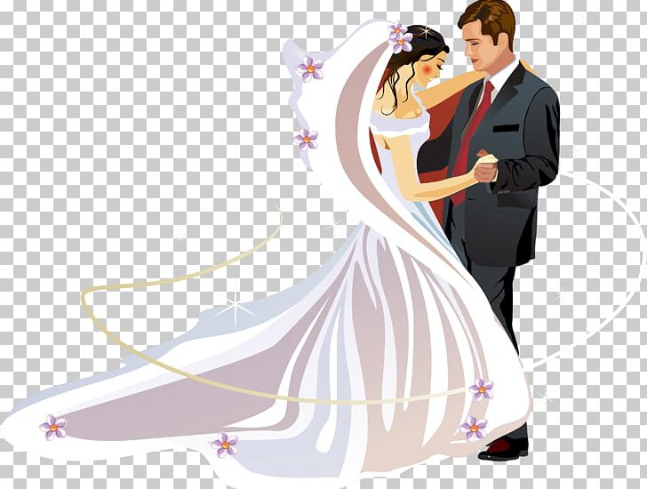 Wedding Invitation Bridegroom PNG, Clipart, Anime, Bride, Bridegroom, Cartoon, Ceremony Free PNG Download