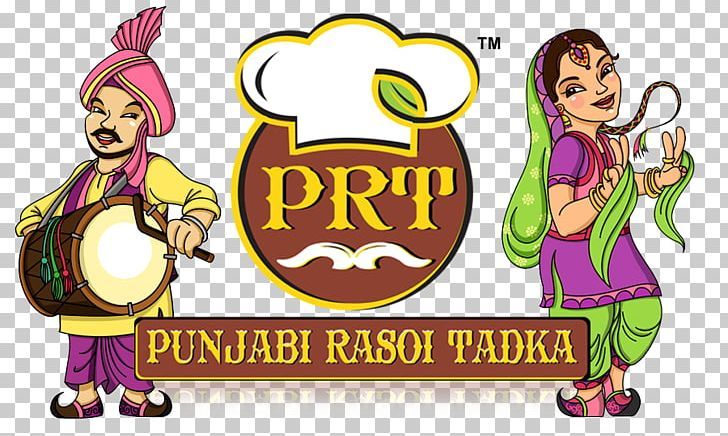 Punjabi Language Graphic Design Punjabi Cuisine Logo PNG, Clipart, Art, Business, Cartoon, Fiction, Fictional Character Free PNG Download