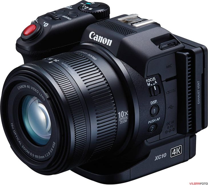 Video Cameras 4K Resolution Professional Video Camera Canon PNG, Clipart, 1080p, Camera Lens, Canon, Electronics, Flash Photography Free PNG Download