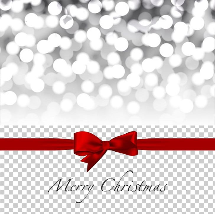 Christmas Decoration Red Ribbon Gift PNG, Clipart, Birthday Card, Business Card, Christmas, Christmas Cards, Christmas Elements Free PNG Download