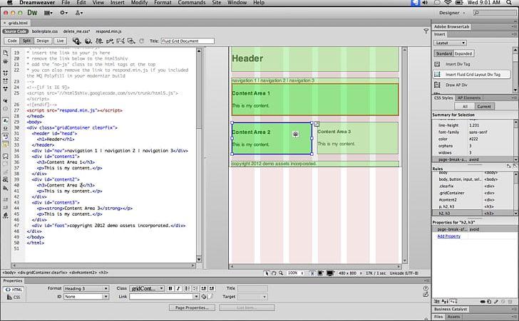 Responsive Web Design Adobe Dreamweaver Web Development Computer Software Png Clipart Adobe Dreamweaver Computer Computer Program