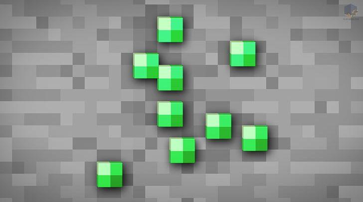 Minecraft: Pocket Edition Terraria Ore Mod PNG, Clipart, 3d