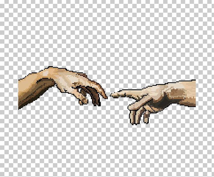 The Creation Of Adam Sistine Chapel Ceiling Png Clipart