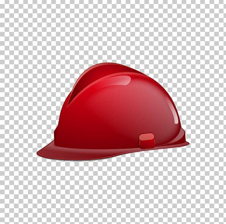 Hard Hat Red Helmet Png Clipart Building Cap Cartoon