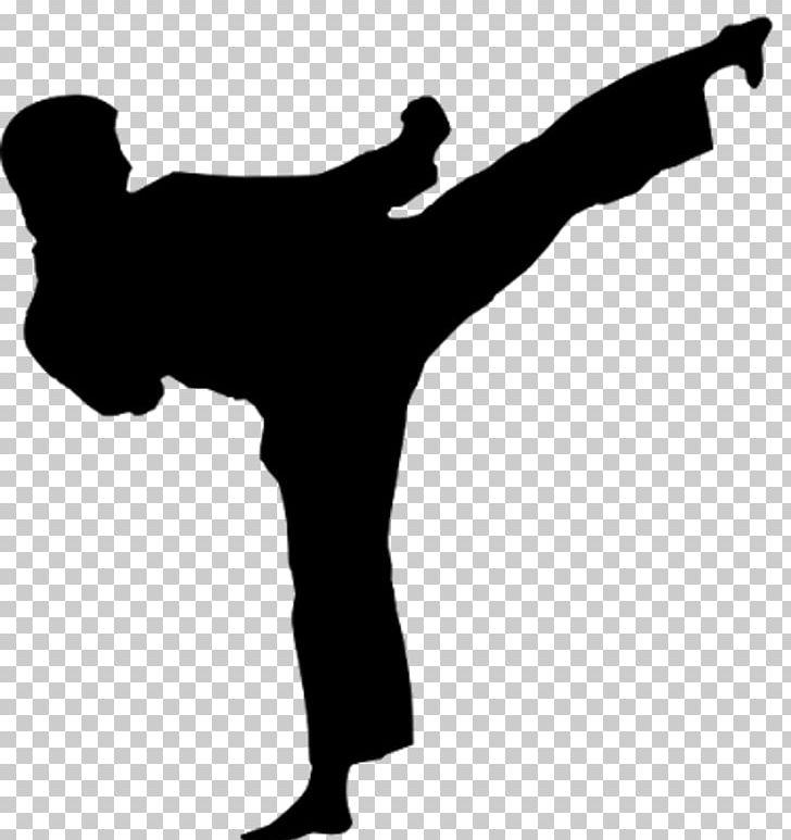 Karate Martial Arts Kick Taekwondo Obi PNG, Clipart, Arm, Black And White, Black Belt, Combat Sport, Finger Free PNG Download