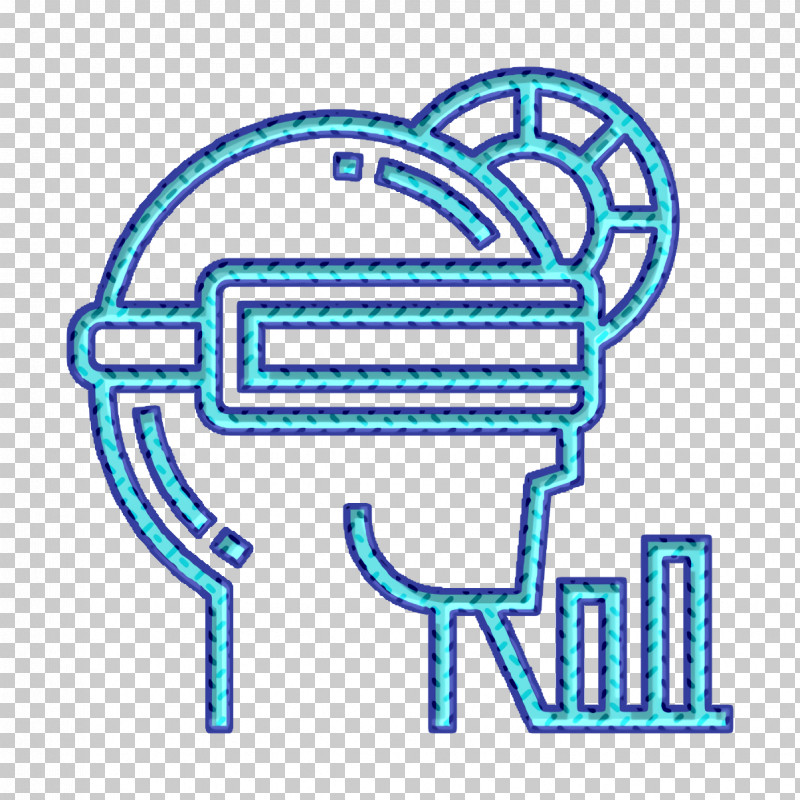Virtual Reality Icon Display Icon Artificial Intelligence Icon PNG, Clipart, Artificial Intelligence Icon, Display Icon, Line, Line Art, Logo Free PNG Download