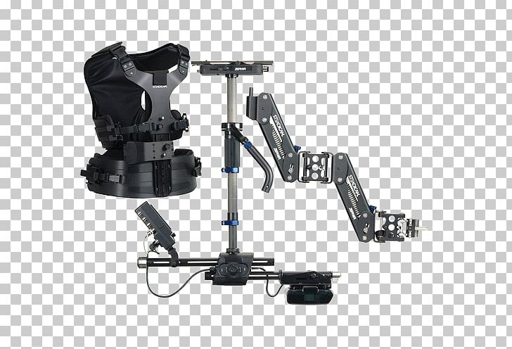 Steadicam Camera Stabilizer Photography The Tiffen Company PNG, Clipart, Camera, Camera Accessory, Camera Lens, Camera Stabilizer, Filmmaking Free PNG Download