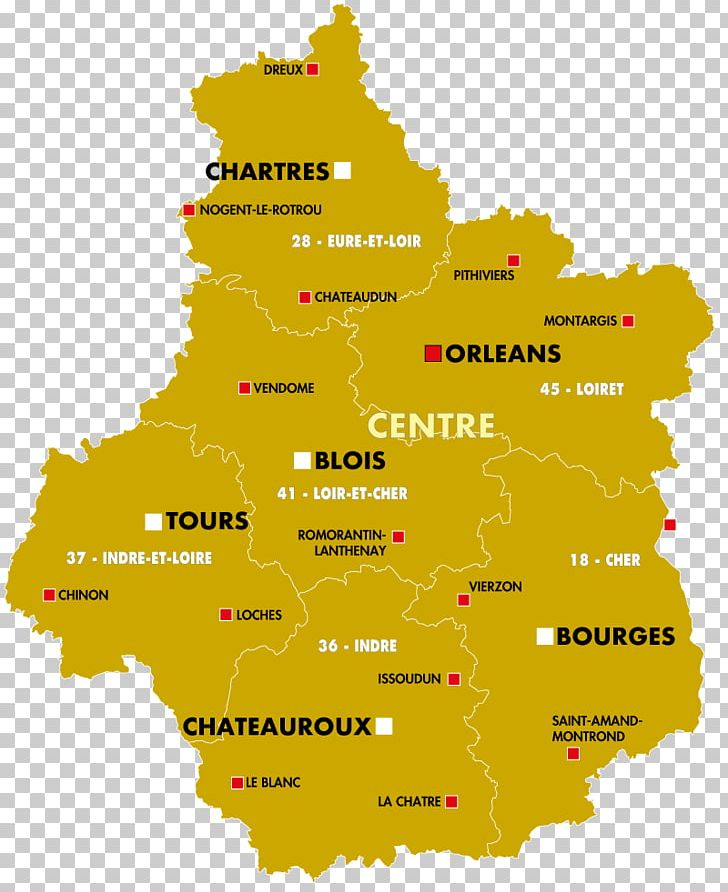 Map Of Regions Of France.Loire Cher Regions Of France Blois Map Png Clipart Area Blois