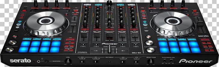 DJ Controller Pioneer DJ Audio Mixers Disc Jockey Virtual DJ