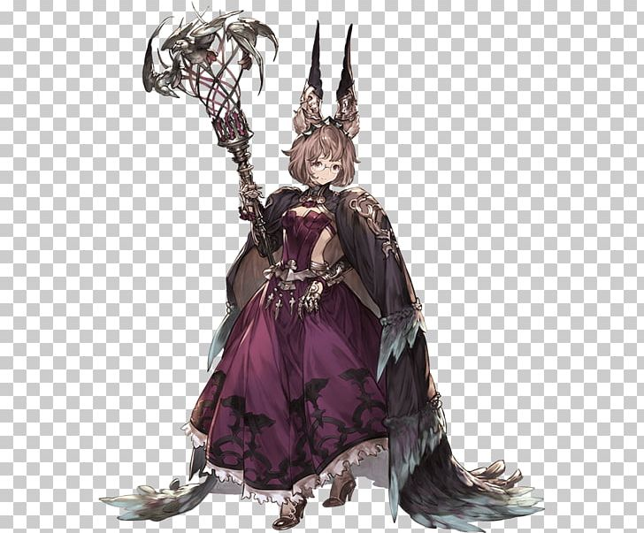 Granblue Fantasy Costume Design Drawing Character Png