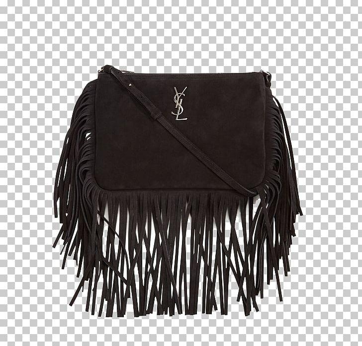 c2f12183363 Yves Saint Laurent Handbag Suede Fringe PNG, Clipart, Accessories, Bag, Bags,  Black, Brand Free PNG Download